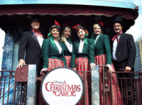 South Florida Christmas Carolers - Barbershop Quartet in West Palm Beach, Florida