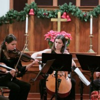 South Louisiana Wedding Music - String Quartet / Organist in Baton Rouge, Louisiana