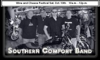 Southern Comfort Band - 1970s Era Entertainment in Stockton, California