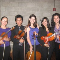 Southern String Players - Classical Ensemble in Meridian, Mississippi