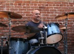 Joey Leon, drums