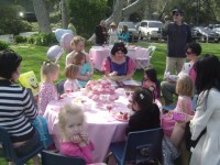 Sparkling Hearts Entertainment - Princess Party in Palmdale, California