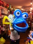 Balloon Fish