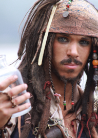 Jack Sparrow Impersonator for Hire East Coast