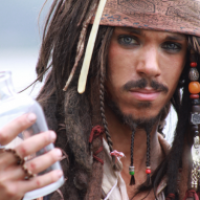 Jack Sparrow Impersonator for Hire East Coast - Johnny Depp Impersonator in Newark, New Jersey