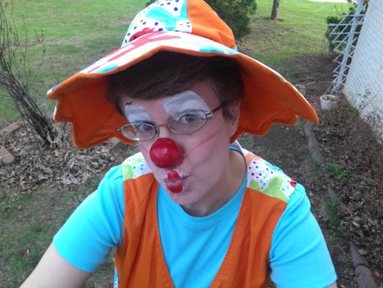 Balloon Twister Clown