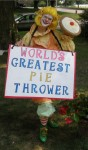 Worlds Greatest Pie Thrower