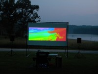 Specialty Event Rental - Inflatable Movie Screen Rentals in Charlotte, North Carolina