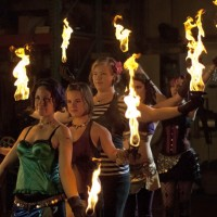 Spinergy Arts - Fire Dancer in Tacoma, Washington