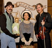 Spinning Wheel Players - Puppet Show in San Diego, California