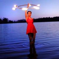 SpinningJenny - Fire Performer in Eden, North Carolina