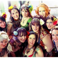 Spiral Skies Belly Dance Troupe - Dance in Butte, Montana