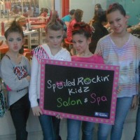 Spoiled Rockin' Kidz Salon & Spa - Princess Party in Tullahoma, Tennessee