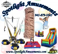 Spotlight Amusements - Bounce Rides Rentals in Venice, Florida