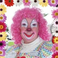 Spunky-T-Clown - Face Painter in Wilmington, North Carolina