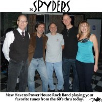 Spyders - Dance Band in New London, Connecticut