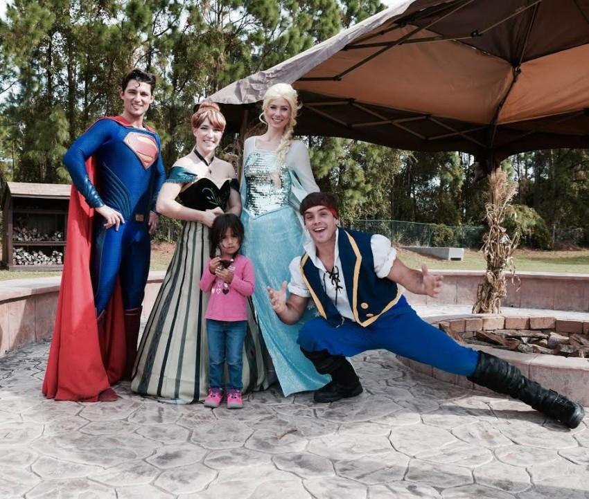 Hire Starlite Princess Parties Princess Party In Orlando