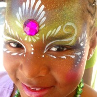Starry Face Art - Temporary Tattoo Artist in Hesperia, California