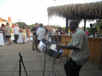 Steel Drum Flavor - One Man Band in Clinton, Iowa