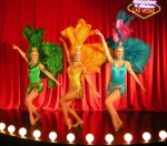 Showgirl Trio
