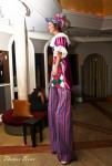 Stilt Walker