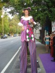 Stilt Walker 2