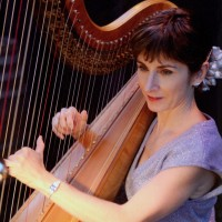 Stephanie Bennett, Harpist - Celtic Music in Baldwin Park, California
