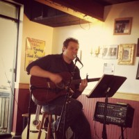 Stephen Pozzato - Singing Guitarist in West Warwick, Rhode Island