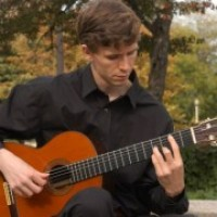 Stephen Tunstall - Classical Guitarist in Annapolis, Maryland