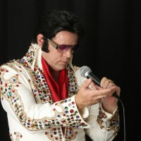 Steve Elvis Petty - Elvis Impersonator in Atlanta, Georgia