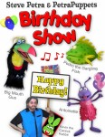 PetraPuppets Birthday Show
