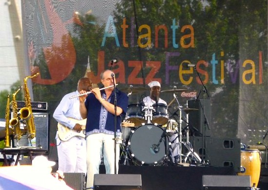 Emory Bass Wallpapers Steven Charles Atlanta Jazz