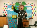 Summer Themed Pre-School Magic Show
