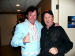 Stingray with the legendary James Burton On the Huckabee show