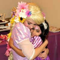 Storybook Memories - Princess Party in Vacaville, California