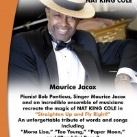 Straighten Up And Fly Right Nat King Cole Tribute - Soul Singer in Andover, Minnesota