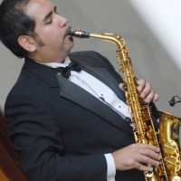 Stranger with a Sax! - Jazz Pianist in Garden Grove, California