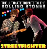 STREETFIGHTER Rolling Stones Tribute