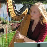 Strings of Grace - Harpist in Elk River, Minnesota