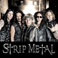 Strip Metal - Rock Band in Fresno, California