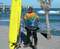 Steel Boyz Solo Steel Drum Player - Beach Music in Miami Beach, Florida