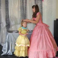 Studio J - Princess Party in Lancaster, Ohio