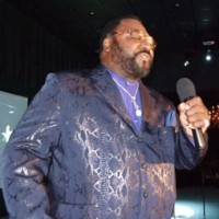 "Sugar Bear of the ""Original Blue Notes"" - Doo Wop Group in Jersey City, New Jersey"
