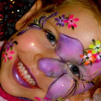 Sun Shine Pace Painting Tulsa - Face Painter in Tulsa, Oklahoma