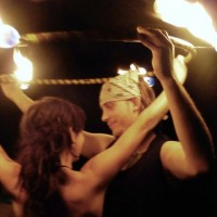 Sunflower Performances - Fire Dancer in Lakewood, Colorado
