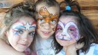 Sunny Face Painting - Airbrush Artist in Philadelphia, Pennsylvania