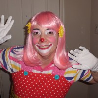 Sunny The Clown - Magic in Arlington, Texas