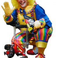 Sunny the Clown - Costumed Character in Newburgh, New York