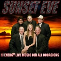 Sunset Eve - Wedding Band in Rockledge, Florida