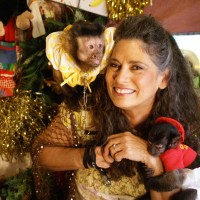 SunShine MonkeyShines (Mary Lynn the Monkey Lady) - Animal Entertainment in Greenville, South Carolina